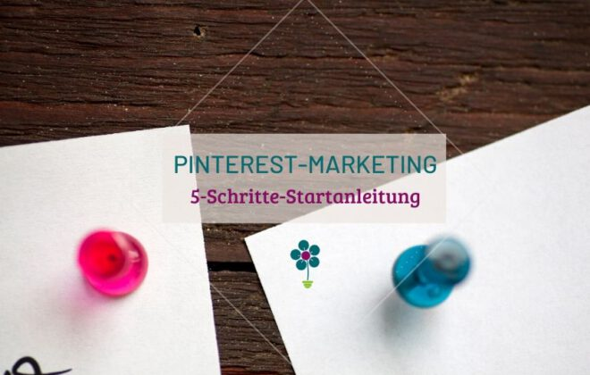 Pinterest Marketing Selbstständige
